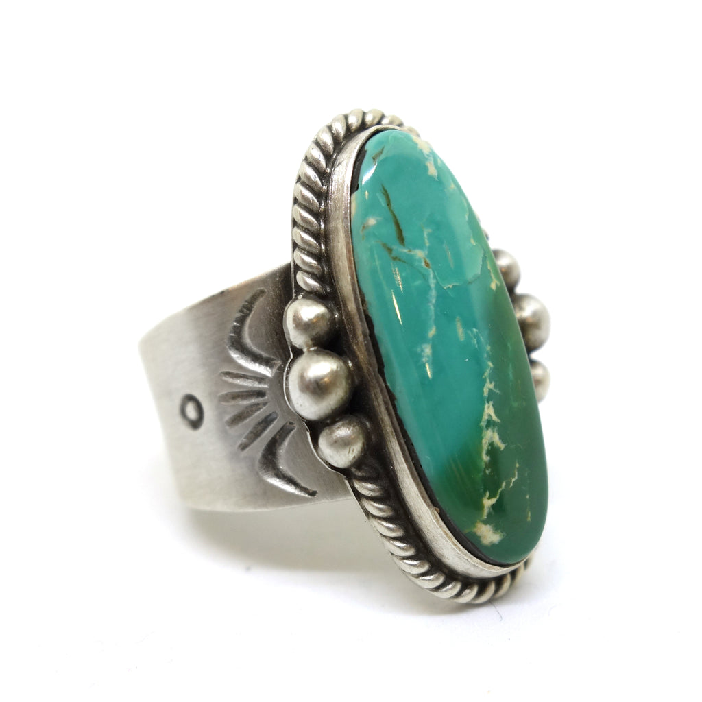 Turquoise Ring, Royston