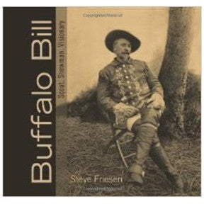 Buffalo Bill, signed by author