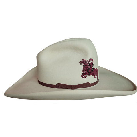 Cowgirl Museum Hat from Shorty's