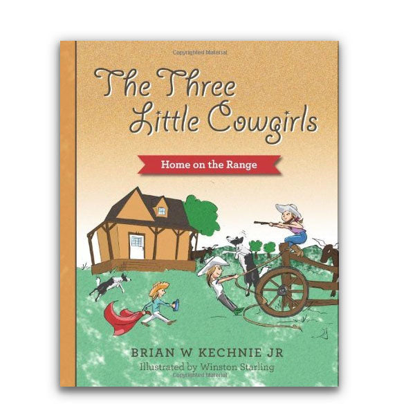 The Three Little Cowgirls