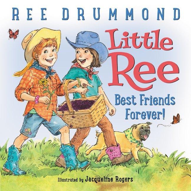 Little Ree: Best Friends Forever, signed