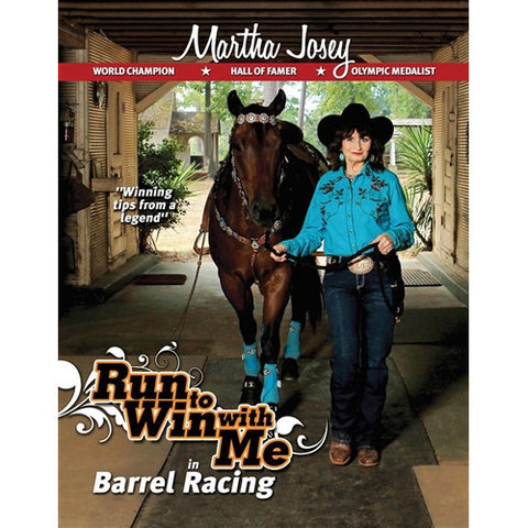 Run To Win With Me, Martha Josey