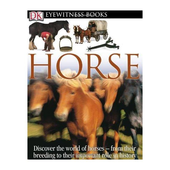 Horse, a DK book and CD