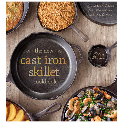 New Cast Iron Skillet Cookbook