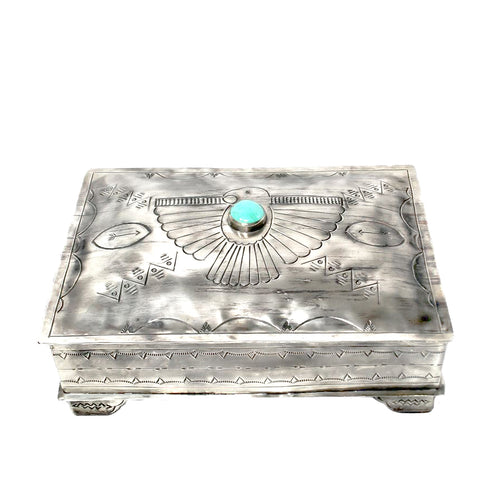 Thunderbird Silver Box