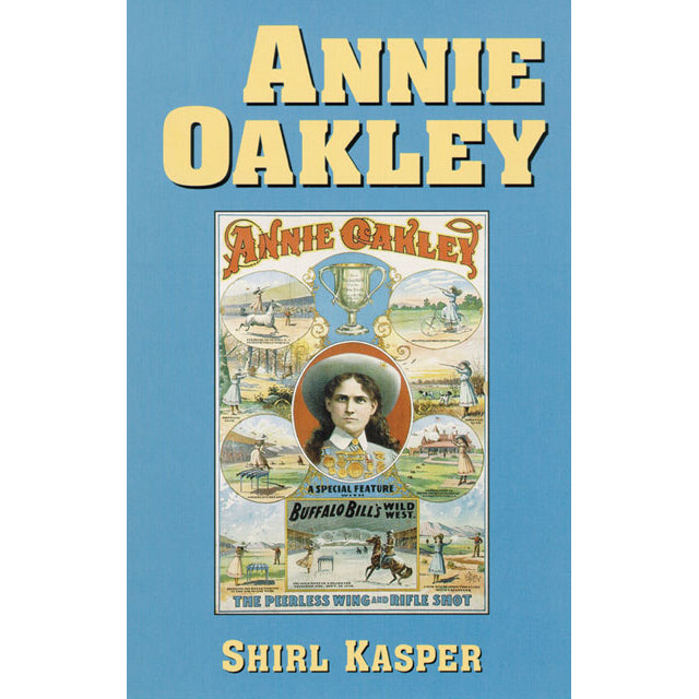 Annie Oakley, softcover