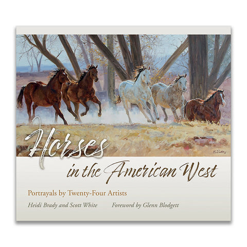 Horses In The American West