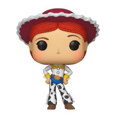 Jessie The Cowgirl, POP!