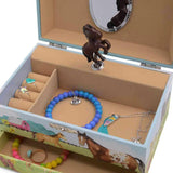 Musical Jewelry Box, 1 drawer