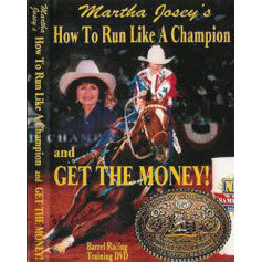 'Get The Money, Martha Josey