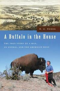 """A Buffalo in the House"" Hardback Book"