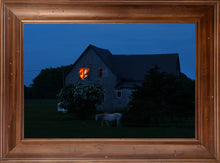 Load image into Gallery viewer, Horse in the Night
