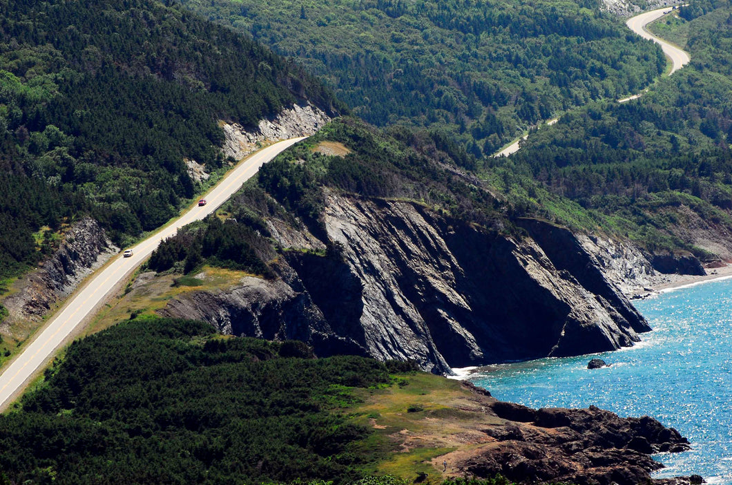 The Cabot Trail Highlands