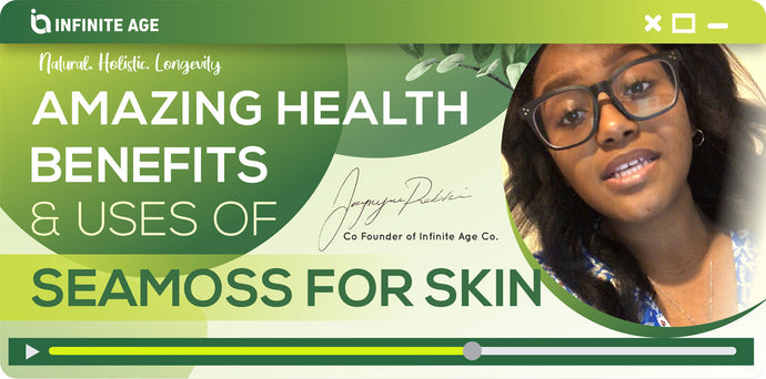 Amazing Health Benefits & Uses of Sea Moss for Skin