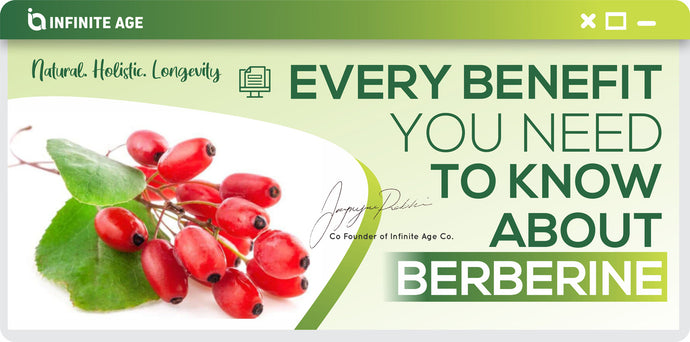 Every Benefit You Need to know About Berberine