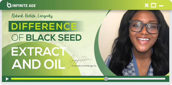 Difference of Black Seed Extract and Oil