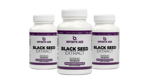Black Seed Extract Capsules - 3 Bottles