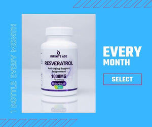 Infinite Age - Resveratrol Monthly Subscription