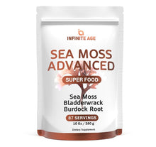 Load image into Gallery viewer, Sea Moss Advanced Powder Blend