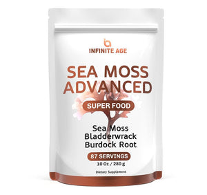 Sea Moss Advanced Powder Blend