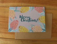Load image into Gallery viewer, Australian Christmas Card Set, Greeting Card Set, Original Illustrated Christmas Card Set
