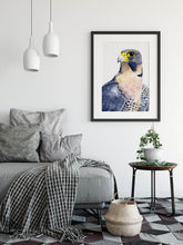 Load image into Gallery viewer, Peregrine - fine art giclée watercolour print