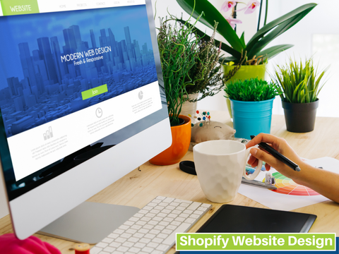 Shopify Website Design