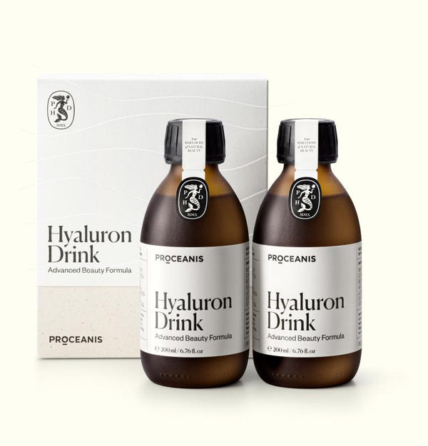 Hyaluron Drink Duo bottle (2x 200ml) - Proceanis - WOMEN LOUNGE Kosmetik