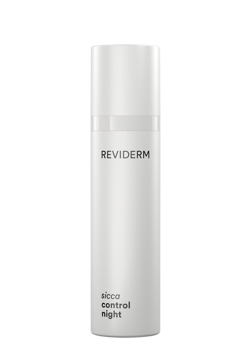 sicca control night (50ml) - REVIDERM - WOMEN LOUNGE Kosmetik