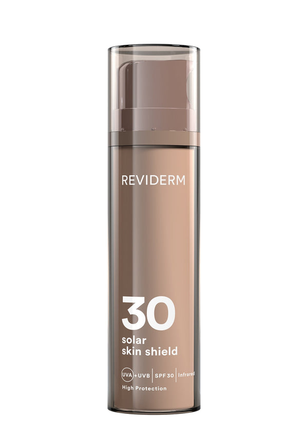 solar skin shield SPF 30 (120ml) - REVIDERM - WOMEN LOUNGE Kosmetik