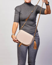 Load image into Gallery viewer, ANDREA CROSSBODY BAG -  NUDE