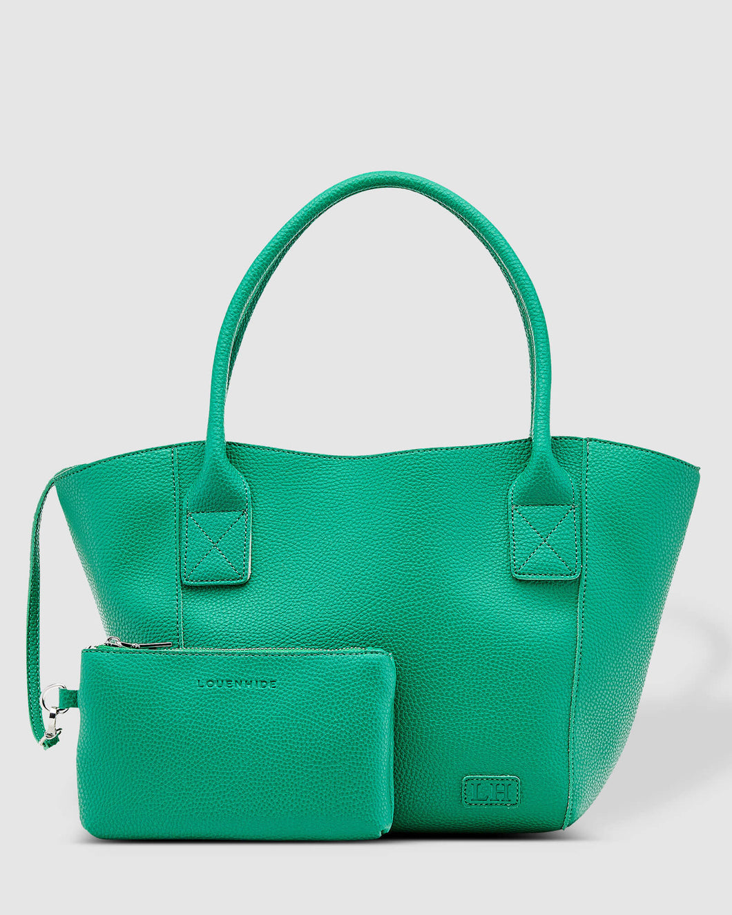 LOUENHIDE BABY SWITCH TOTE BAG -  GREEN