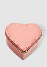 Load image into Gallery viewer, LOUENHIDE HEART JEWELLERY BOX - NUDE