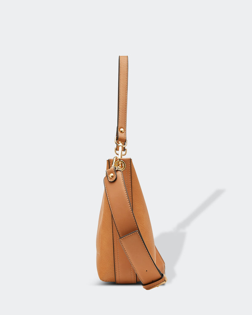 Load image into Gallery viewer, LOUENHIDE CHARLIE CROSS BODY BAG - NUTMEG