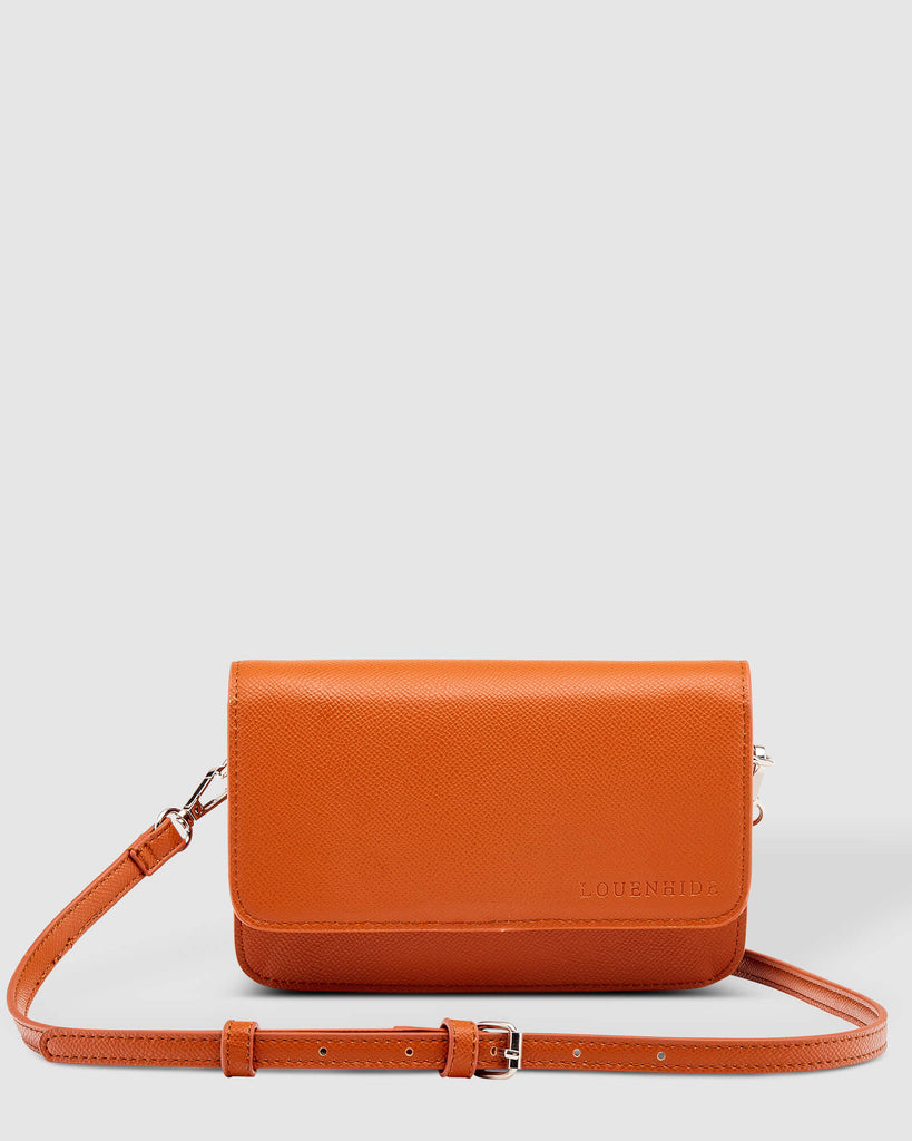 Load image into Gallery viewer, LOUENHIDE MISTY CROSSBODY BAG - TAN
