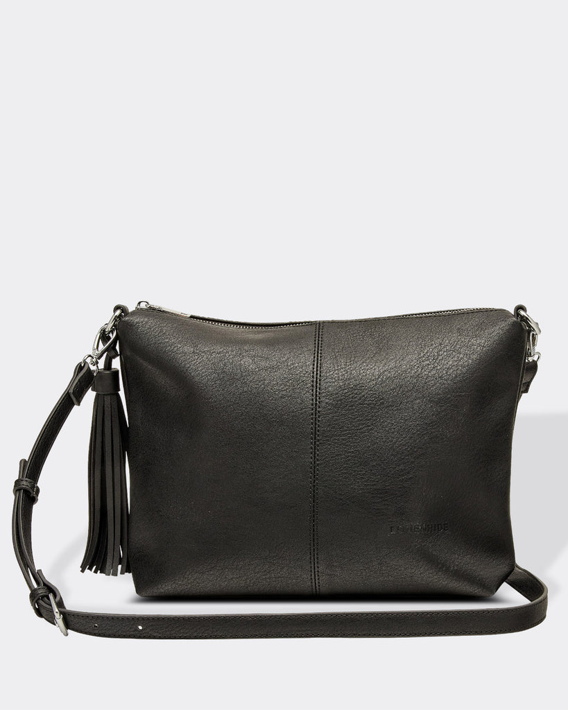 Load image into Gallery viewer, LOUENHIDE DAISY CROSSBODY BAG - BLACK