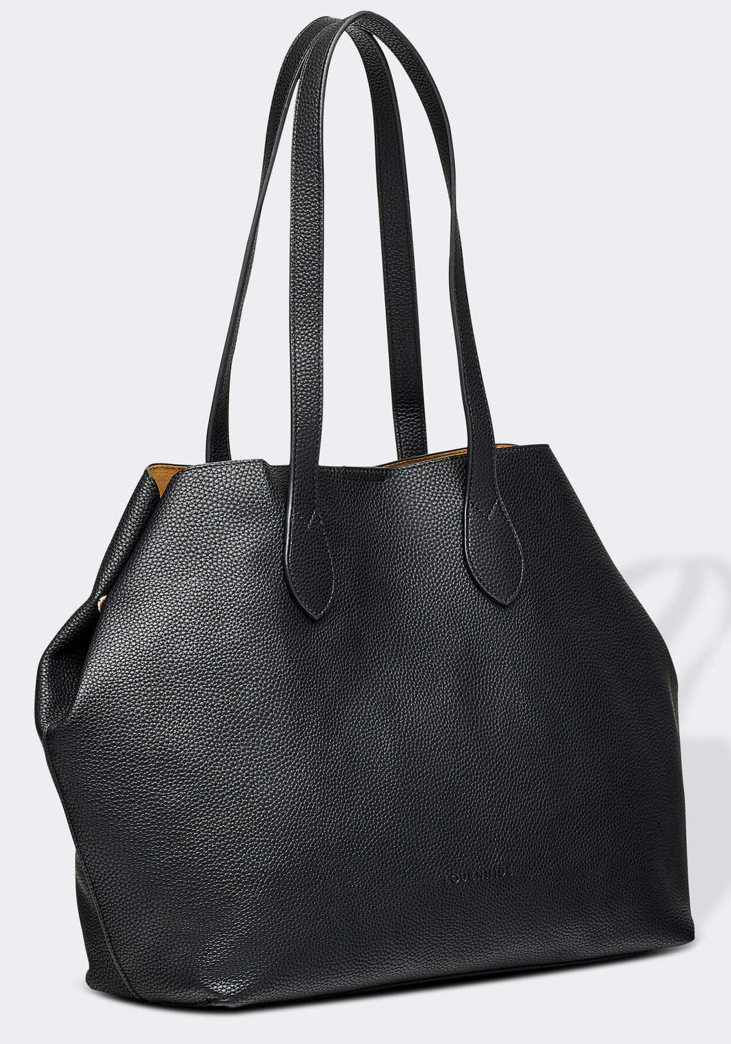 LOUENHIDE BICKLE BAG - BLACK