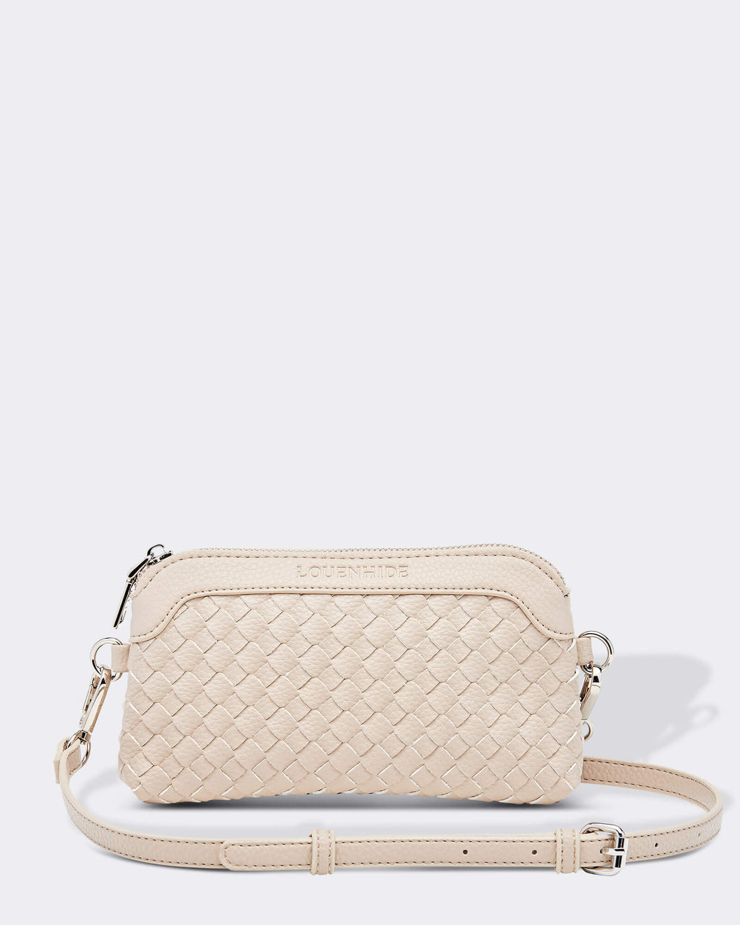 LOUENHIDE IVY CROSSBODY BAG - PUTTY