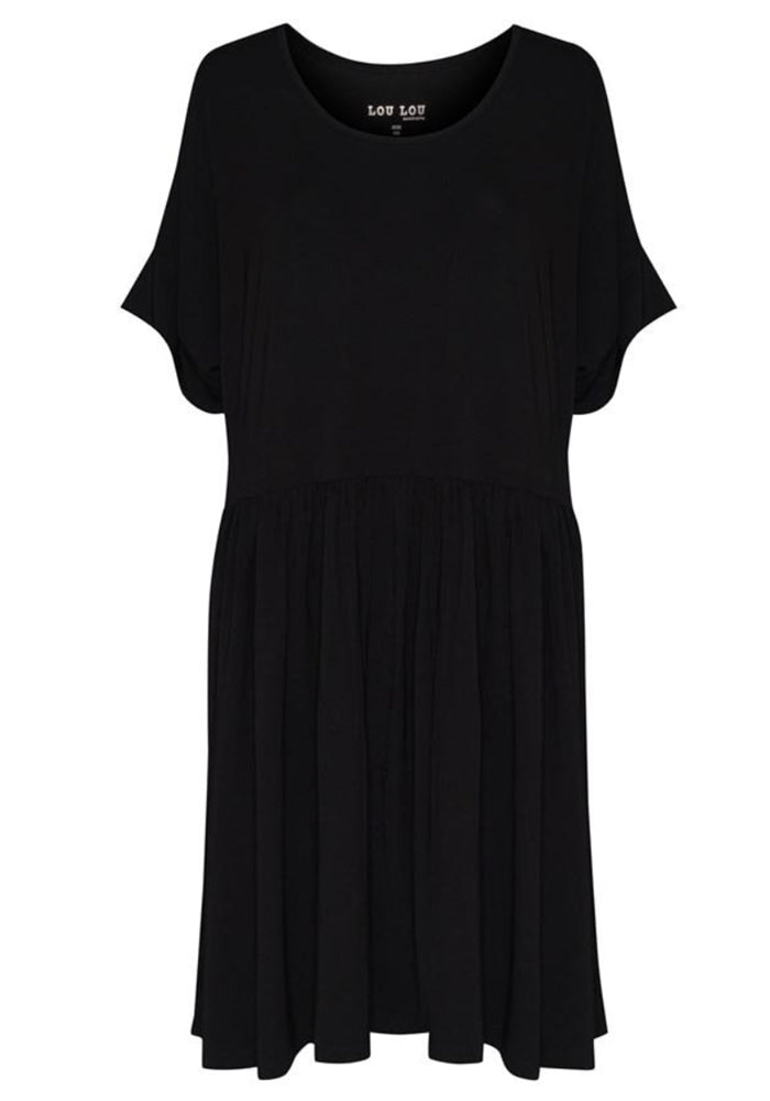 Load image into Gallery viewer, BAMBOO LOPEZ DRESS - BLACK
