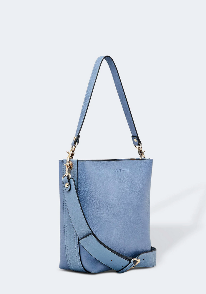 LOUENHIDE CHARLIE BAG- CHAMBRAY