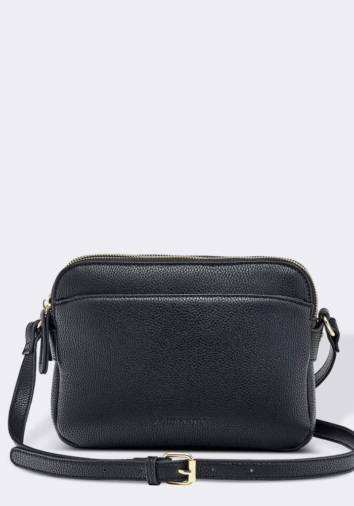 LOUENHIDE CICI CROSSBODY BAG- BLACK