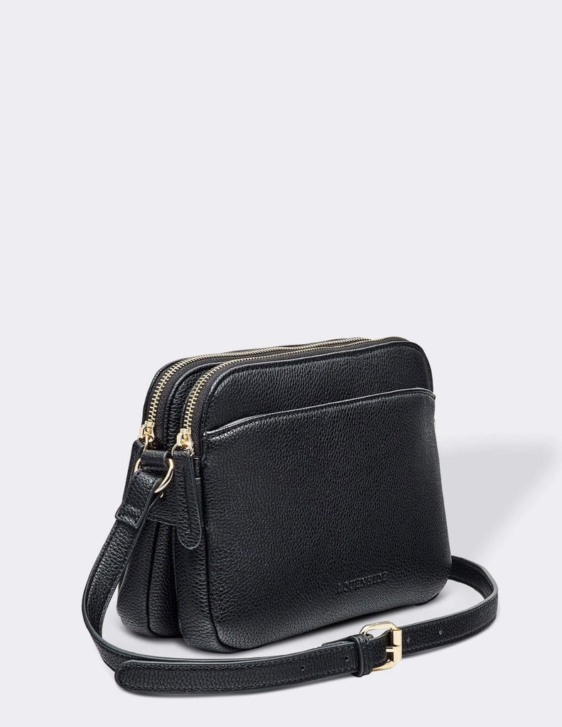Load image into Gallery viewer, LOUENHIDE CICI CROSSBODY BAG- BLACK
