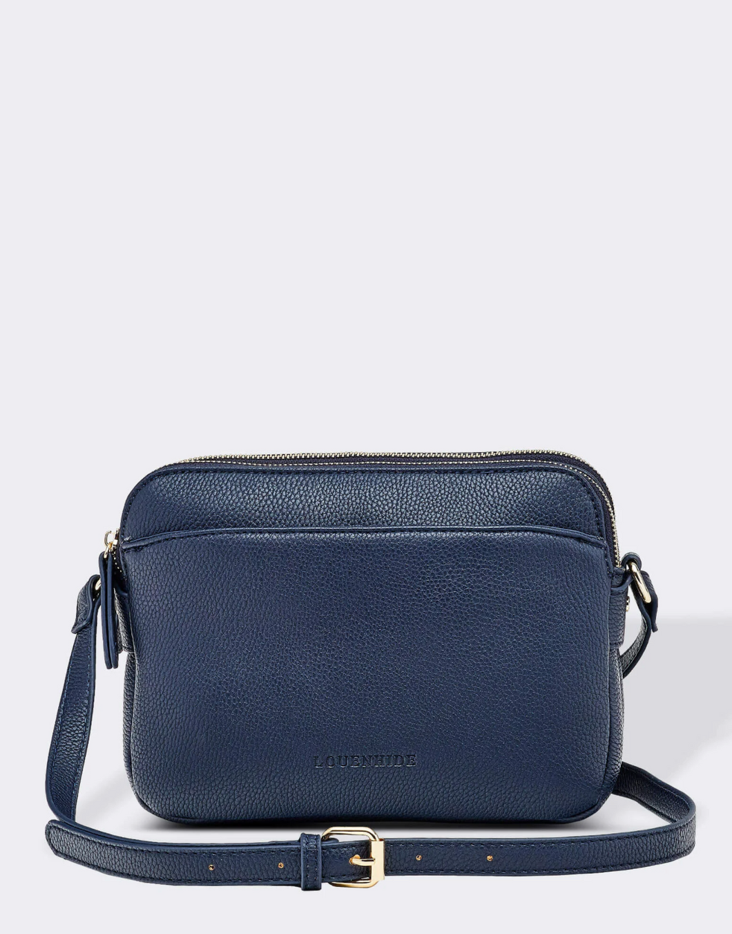 LOUENHIDE CICI CROSSBODY BAG- NAVY