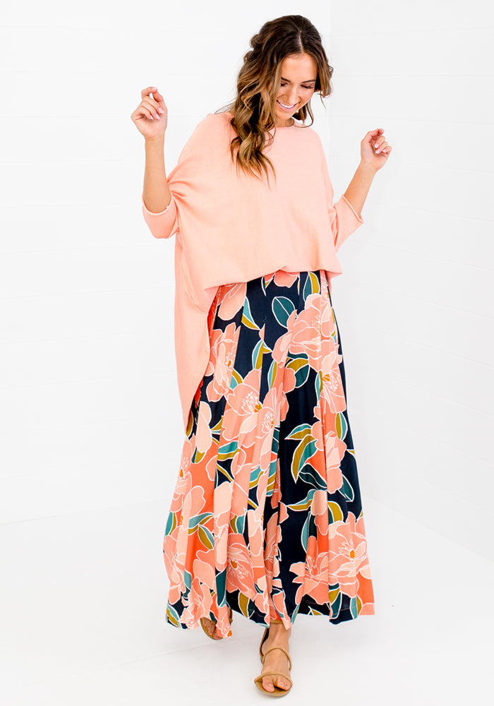 Load image into Gallery viewer, COCO FLORAL PALAZZO PANT