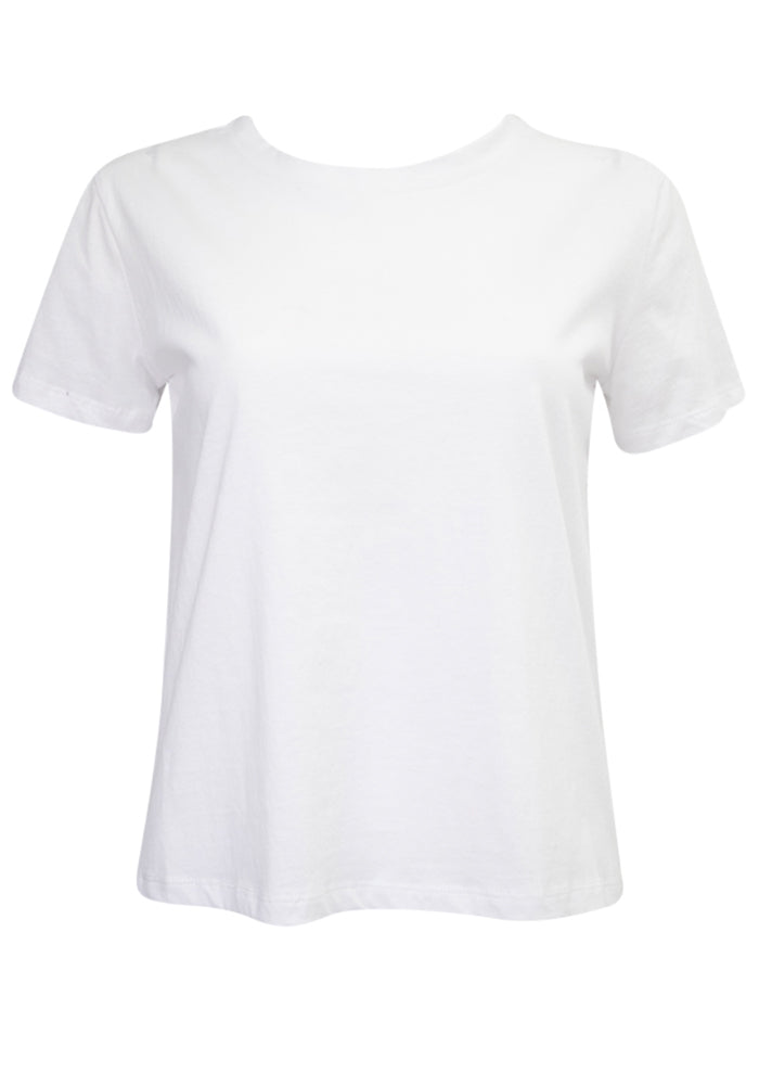 Load image into Gallery viewer, ESSENTIAL WHITE TEE