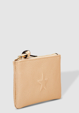 Load image into Gallery viewer, LOUENHIDE STAR PURSE CHAMPAGNE