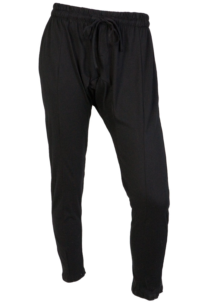 Load image into Gallery viewer, KANE DRAWSTRING JOGGER - BLACK