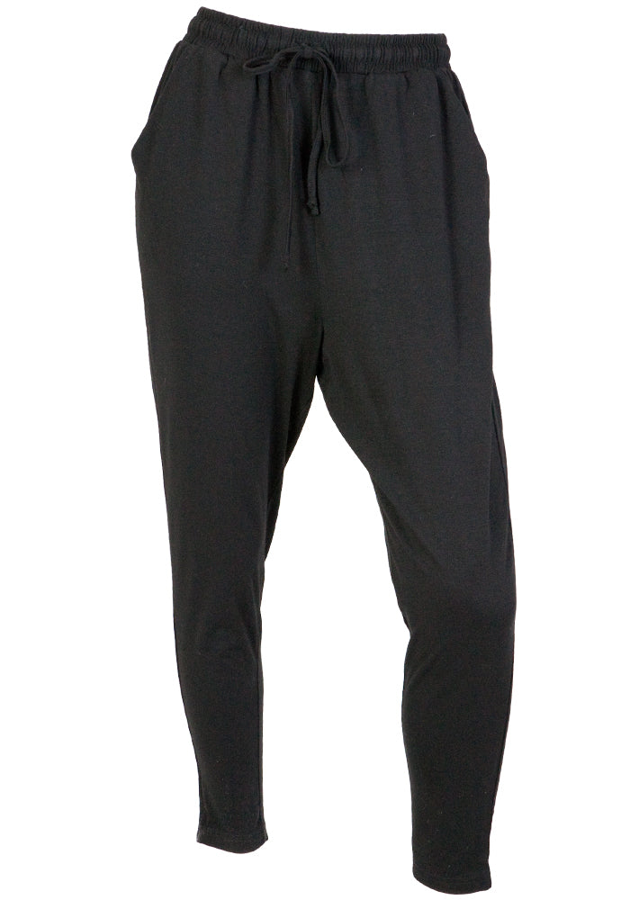 Load image into Gallery viewer, SLOUCH PANTS - CLASSIC BLACK