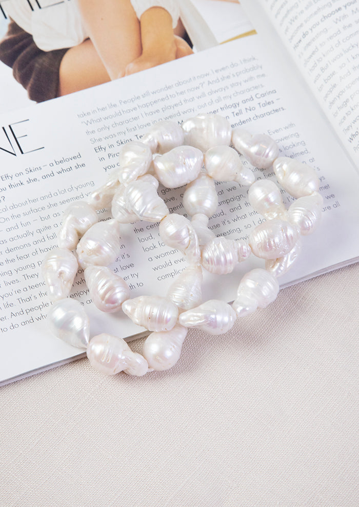 Load image into Gallery viewer, LOLITA'S PEARLS MARRAKECH BRACELET