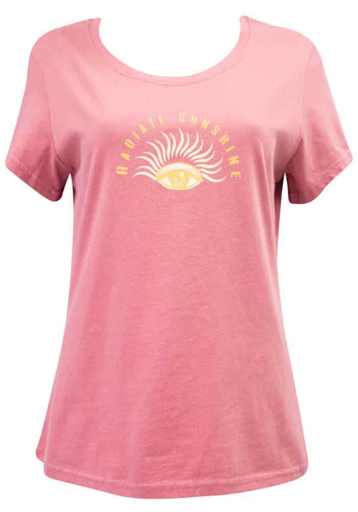 Load image into Gallery viewer, RADIATE SUNSHINE VINTAGE TEE